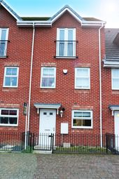 Thumbnail 4 bed town house for sale in Raby Road, Hartlepool
