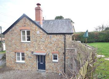 Thumbnail 2 bedroom end terrace house for sale in Merton, Okehampton