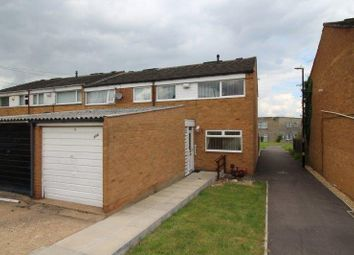 Thumbnail 3 bedroom end terrace house for sale in Dillotford Avenue, Styvechale, Coventry