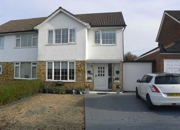 Thumbnail 4 bedroom semi-detached house for sale in Ferndale Way, Farnborough, Orpington