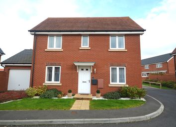 Thumbnail 3 bed detached house for sale in Pitt Park, Cranbrook, Near Exeter