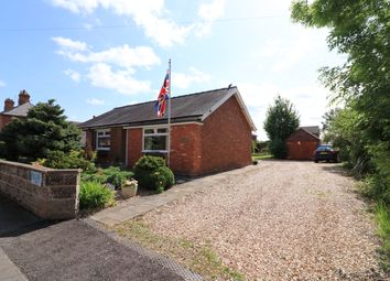Thumbnail 3 bed bungalow for sale in Bardney Road, Wragby, Market Rasen