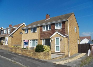 Thumbnail 3 bed semi-detached house for sale in Llys-Y-Brenin, Gorseinon, Swansea