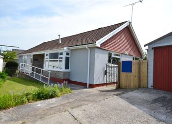 Thumbnail 4 bed detached bungalow for sale in Croeso Road, Pembroke