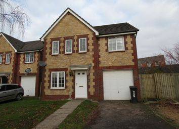 Thumbnail 4 bed detached house for sale in Oxwich Grove, Coedkernew, Newport
