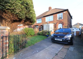 Thumbnail 3 bedroom semi-detached house for sale in Dugard Road, Cleethorpes