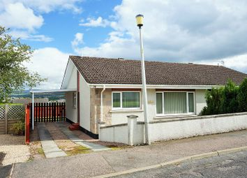 Thumbnail 2 bed semi-detached bungalow for sale in 28 Leachkin Avenue, Leachkin, Inverness