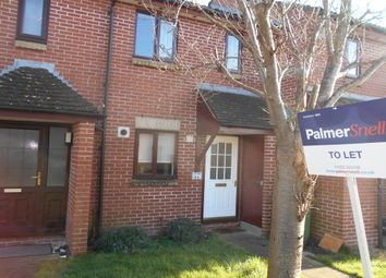 Thumbnail 2 bed end terrace house to rent in Buckle Place, Houndstone, Yeovil