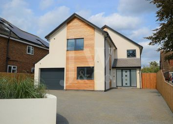 Thumbnail 6 bed detached house for sale in Mayflower Road, Park Street, St. Albans.