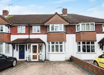 Thumbnail 3 bed terraced house for sale in Heathcroft Avenue, Sunbury On Thames