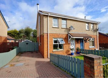 Thumbnail 2 bed semi-detached house for sale in The Meadows, Newtownards