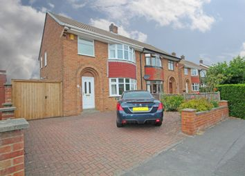 Thumbnail 3 bed semi-detached house to rent in Buxton Drive, Mickleover, Derby