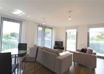 Thumbnail 2 bed flat to rent in Waterside Heights, Waterside Park, Royal Docks