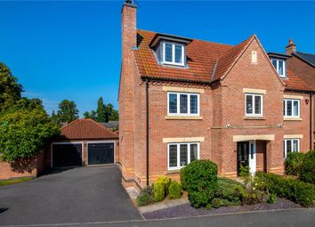 Thumbnail 5 bed detached house for sale in Balmoral Drive, Greylees, Sleaford