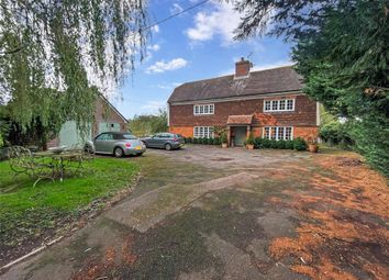 Thumbnail 4 bed detached house for sale in Cranbrook Road, Frittenden, Kent