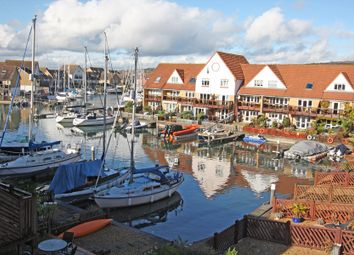 Thumbnail 3 bed town house for sale in Coverack Way, Port Solent, Portsmouth