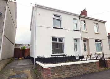 Thumbnail 3 bed semi-detached house for sale in James Street, Pontarddulais, Swansea