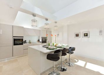 Thumbnail 4 bedroom flat for sale in York Terrace West, London