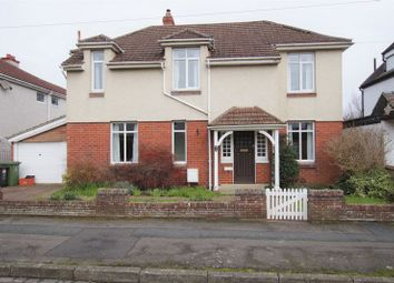 Thumbnail 3 bed detached house for sale in Broome Manor Lane, Broome Manor, Swindon