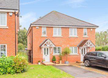 2 bed semi-detached house for sale in Tanners Row, Wokingham, Berkshire RG41