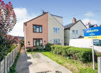 Colchester, Essex CO3. 2 bed semi-detached house