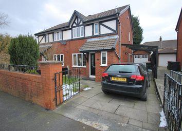 Thumbnail 3 bed semi-detached house for sale in Ribbleton Hall Drive, Preston, Lancashire