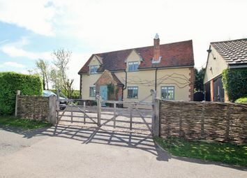 Thumbnail 4 bed detached house for sale in Colchester Road, Great Wigborough, Colchester, Essex