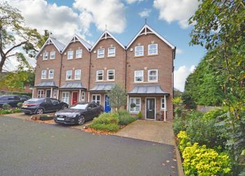 Thumbnail 4 bed end terrace house for sale in Pine Grove, Weybridge