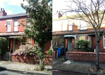 Thumbnail 3 bed terraced house for sale in Langdale Avenue, Levenshulme, Manchester