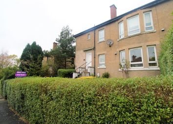 Thumbnail 3 bed flat for sale in Brassey, Glasgow