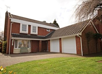 Thumbnail 4 bed detached house for sale in Areley Court, Stourport-On-Severn