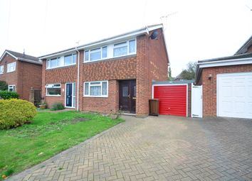 Thumbnail 3 bed semi-detached house to rent in Hazlemere Drive, Gillingham