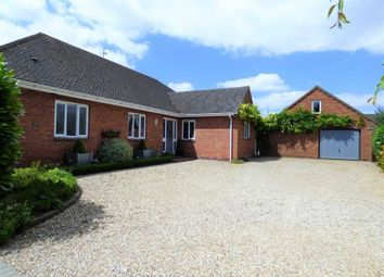 Thumbnail 4 bed detached bungalow for sale in Pool Street, Woodford Halse, Northamptonshire