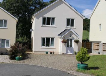 Thumbnail 3 bed detached house for sale in Clos Yr Ysgol, Stepaside, Narberth