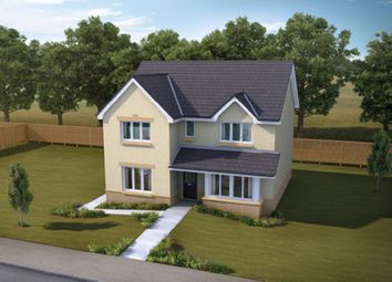 Thumbnail 5 bed detached house for sale in Long Meadow, Ormiston, Tranent