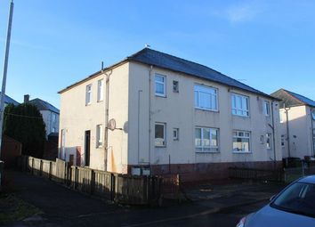 Thumbnail 2 bedroom flat to rent in Wylie Crescent, Cumnock