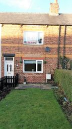 Thumbnail 2 bed terraced house to rent in Heaton Terrace, Wingate, County Durham