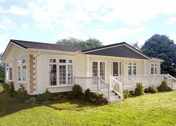 Thumbnail 3 bed mobile/park home for sale in Bullington Lane, Sutton Scotney, Winchester