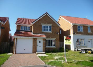 Thumbnail 3 bed detached house to rent in Fenwick Way, Consett