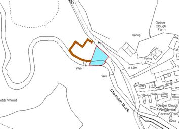 Thumbnail Land for sale in Nr Gelder Clough Farm, Heywood
