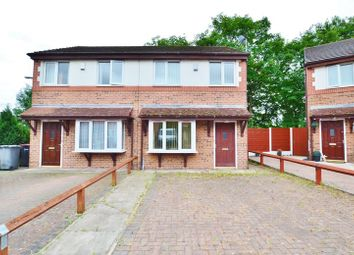 Thumbnail 2 bed semi-detached house for sale in Sandywood, Salford