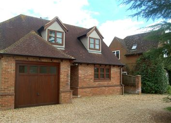 Thumbnail 4 bed detached house to rent in Chequers Lane, Preston, Hitchin