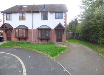 3 bed semi-detached house to rent in Atworth Grove, Littleover, Derby DE23