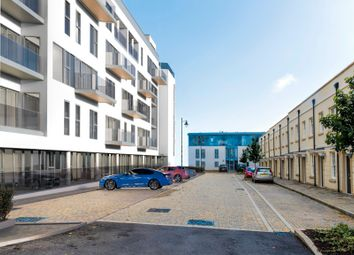 Thumbnail 1 bed flat for sale in Discovery Road, Plymouth