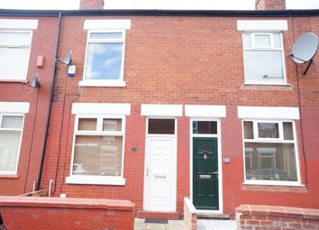 Thumbnail 2 bed terraced house to rent in St Margarets Ave, Burnage