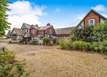 Thumbnail 7 bed detached house for sale in Bacton, Norwich, Norfolk