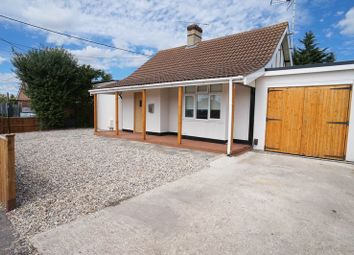 3 bed bungalow for sale in Stanford Road, Canvey Island SS8