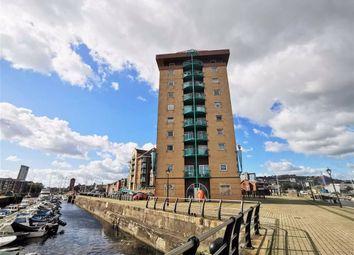 2 bed flat for sale in Pocketts Wharf, Marina, Swansea SA1