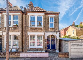 Thumbnail 3 bed maisonette for sale in Renmuir Street, London