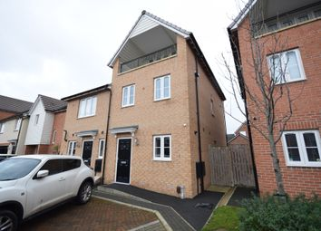 Thumbnail 3 bed semi-detached house for sale in Riverside Way, Castleford